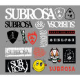 Наклейка Subrosa Sticker Pack 2020 (мульти) арт: 503-19001