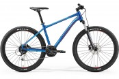 "Велосипед '19 Merida Big.Seven 100 Колесо:27.5"" Рама:M(17"") GlossyBlue/Red"